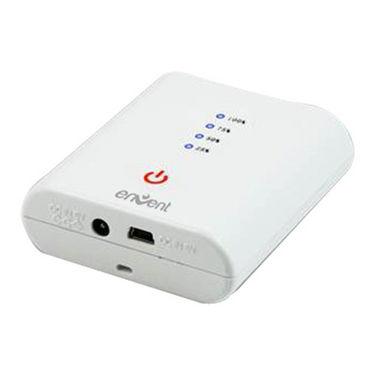 Envent 5600 mAh Powerbank POWERPLUS for Smartphones/Tabs/iPod/MP3 Players - White