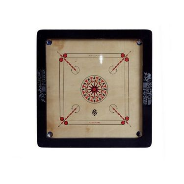 Facto Power Carrom Board - 8 Mm (35 X 35 Inch, 3X1.5 Inch Border)