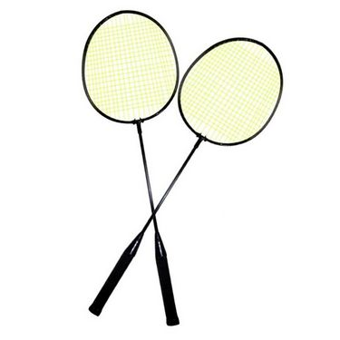 Facto Power Pair Of Badminton Racquets With Cover - PP787