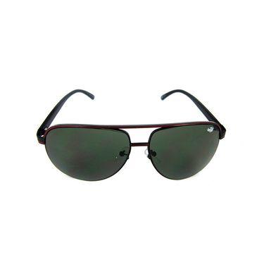 Flying Machine Aviator Sunglasses_fms103004 - Green