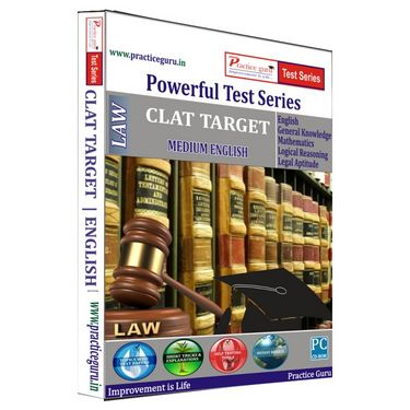 Practice Guru CLAT Target - FP-35