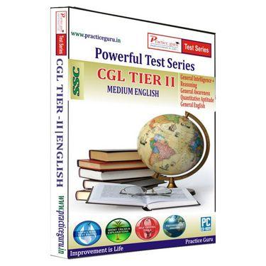 Practice Guru CGL Tier II - FP-63