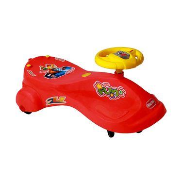 Playtool Swing Car - Red