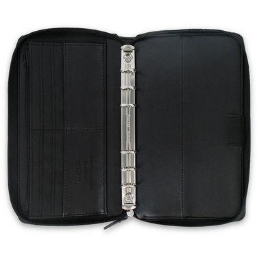 Filofax Penny Bridge Compact Organiser - Black