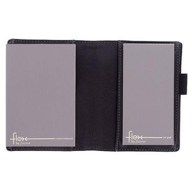 Flex Filled Pocket Note Book - Black