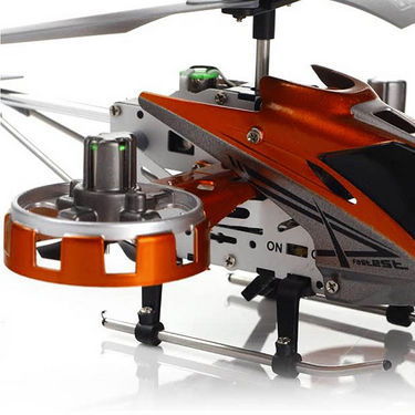 Avatar 4 Channel Fighter Helicopter with Night Lights