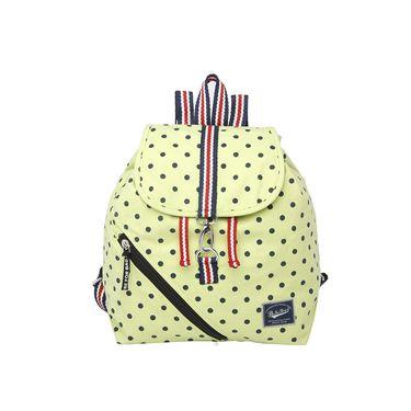 Be For Bag Canvas Backpack Green -Gerda