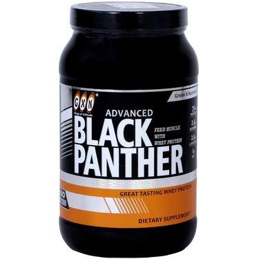 GXN Advance Black Panther 2 Lb (907grms) Strawberry Flavor