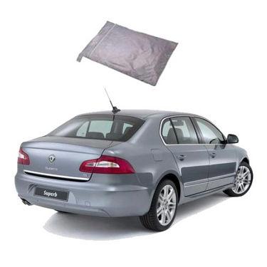 Galaxy Car Body Cover For Skoda Superb - Silver