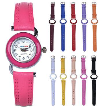 Hexabug Colourful Interchangeable Watch Set
