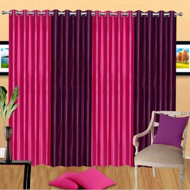 IWS Set of 4 Beautiful Door Curtain IWS-CT-1014