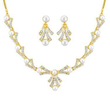 Jpearls Loretta Pearl Necklace Set - NE10628