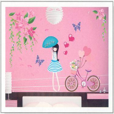 Home Décor Living Room Wall Decal-MEJ1004