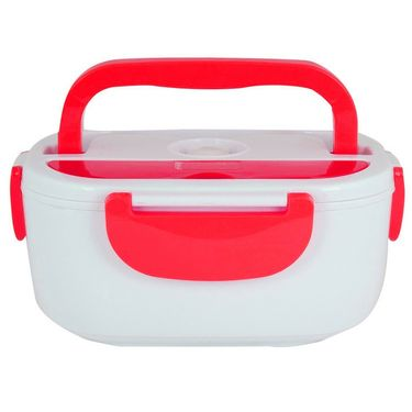 Kawachi Multi-Function Electric Lunch Box-Red