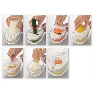 Kawachi Multi Function Vegetable Food Slicer,Food Cutters k252
