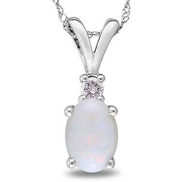 Kiara Swarovski Signity Sterling Silver Katrina Pendant_Kip0506