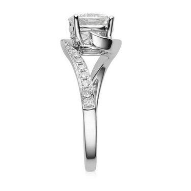 Kiara Swarovski Signity Sterling Silver Sneha Ring_Kir0706 - Silver