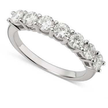 Kiara Swarovski Signity Sterling Silver Tejal Ring_Kir0712 - Silver