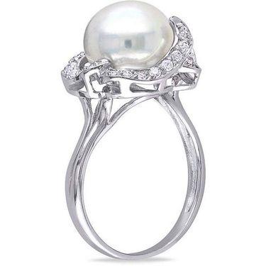 Kiara Swarovski Signity Sterling Silver Rupali Ring_Kir0732 - Silver