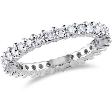 Kiara Swarovski Signity Sterling Silver Sonal Ring_Kir0754 - Silver