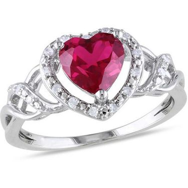 Kiara Swarovski Signity Sterling Silver Shradha Ring_Kir0779 - Silver