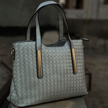 Arisha Silver Handbag -LB 348