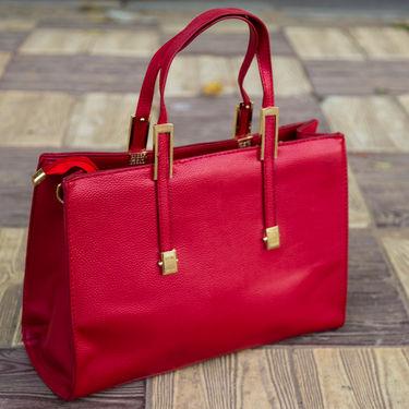Arisha Red Handbag -LB 372