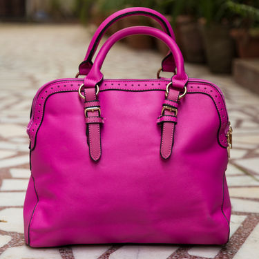 Arisha Pink Handbag -LB 392