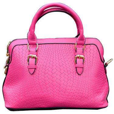 Sai Arisha PU Pink Handbag -LB613