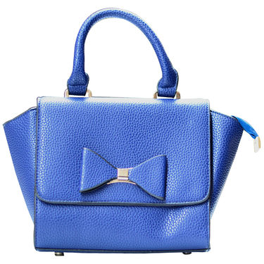 Sai Arisha PU Blue Handbag -LB672