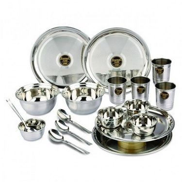 PNB (Everwel) 18 Pcs Essentia Dinner Set