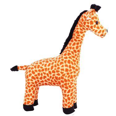 Standing Giraffe Stuff 35 Cms - Brown