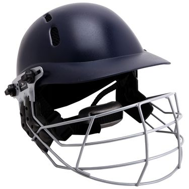 Mayor Navy Blue Phoenix Cricket Helmet - M