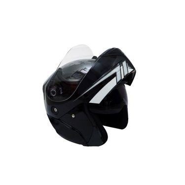 Mototrance Flip-up Helmet with Double Visor Helmet