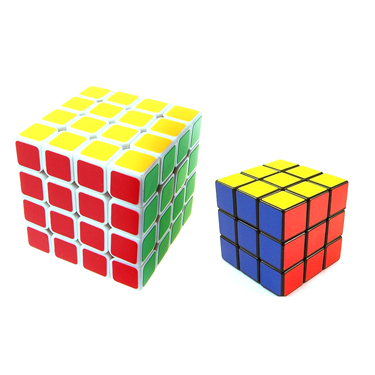 Combo of Magic Cube (4 x 4 + 3 x 3)