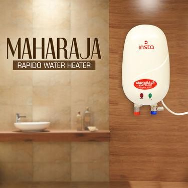 Maharaja Rapido Water Heater