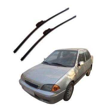 Autofurnish Frameless Wiper Blades for Maruti Esteem (D)20