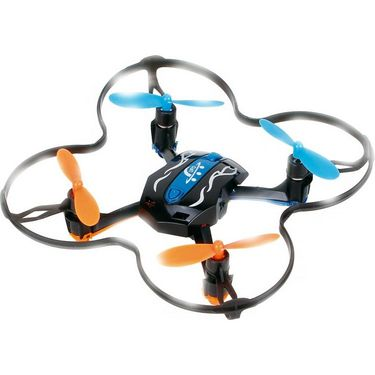 4Channel RC Flip n Roll Mini Quadcopter