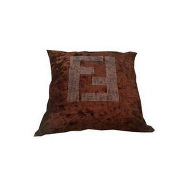 Combo of Valtellina Double Bedsheet + 2 Cushion Cover & 1 Door Mat_Nv1109