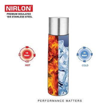 Nirlon  Stainless Steel Vaccum Flask 500 ml_NR48632