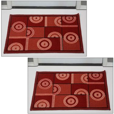 Set of 2 Amore Door Mat-NRM16
