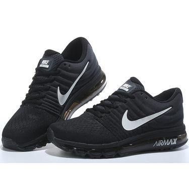 Nike Mesh Black Sports Shoes -osn03