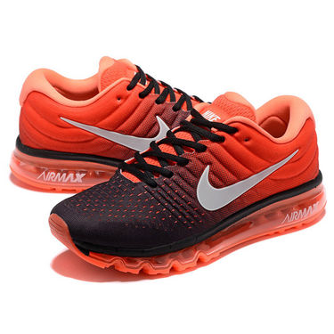 Nike Mesh Red Sports Shoes -osn05