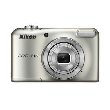 Nikon COOLPIX L31 Compact Digital Camera - Silver