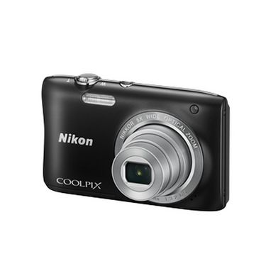 Nikon COOLPIX S2900 Compact Style Digital camera - Black