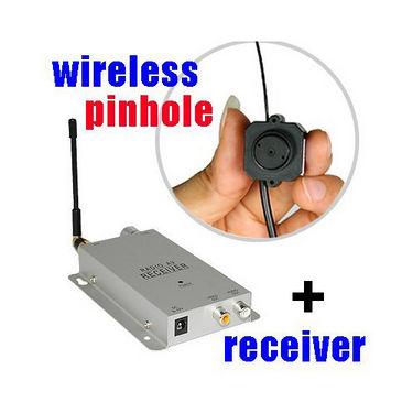 NPC World`s Smallest Wireless CCTV Camera