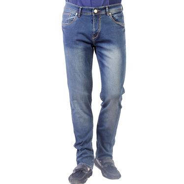 Branded Slim Fit Cotton Jeans_Nto1 - Blue
