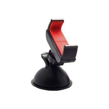 Vibrandz Super Car Mount 360 Rotatable Phone Holder - Black