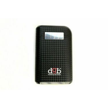 DGB Pocket PB 7000 Mobile Power Bank - Black