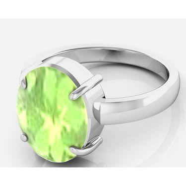 Kiara Jewellery Certified Peridot 2.0 cts & 2.25 Ratti Peridot Ring_Peridotrw2